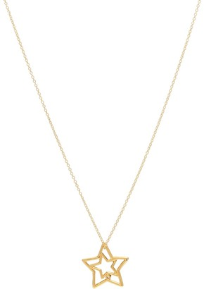 ALIITA Estrella Brilliante 9kt gold necklace