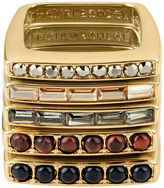 Henri Bendel Tribal Stone Stack Ring