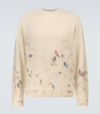 AURALEE Baby cashmere sweater