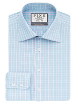 Thomas Pink Clarkin Check Classic Fit Button Cuff Shirt