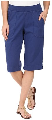 Fresh Produce Key Largo Pedal Pusher (Moonlight Blue) Women's Shorts