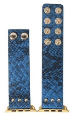 Nimitec Snake Snap Button Apple Watch Band