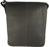 David King 145 Small Vertical Messenger Bag