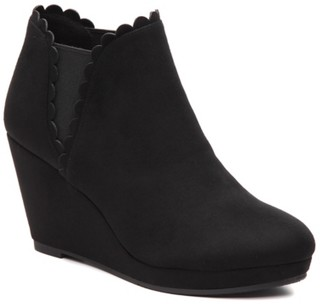 Cl By Laundry Vango Wedge Bootie
