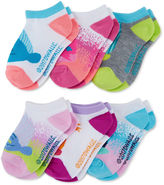 Asstd National Brand No Show Socks - Womens