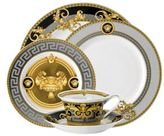 Versace Prestige Gala Le Bleu Salad Plate