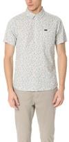 RVCA Top Poppy Short Sleeve Shirt