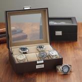 RedEnvelope Men's Leather Watch Case