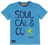 Soul Cal SoulCal Large Logo T Shirt Junior Boys