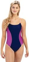 Dolfin Uglies Revibe Color-Block One-Piece Swimsuit