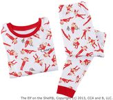 Pottery Barn Kids The Elf on the Shelf(R) Pajamas Size 2T