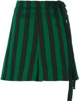 Rochas striped shorts