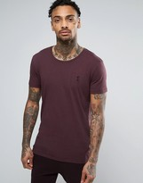 Religion T-Shirt with Scoop Neck