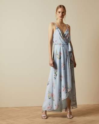 Ted Baker Sleeveless Woodland Wrap Dress
