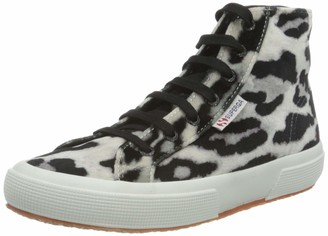 Superga Women's 2795-FANVELVETW Oxford Flat