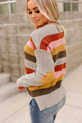 Autumn Leaves Sweater