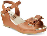 Michael Kors Girls' or Little Girls' Cate Millie Sandals