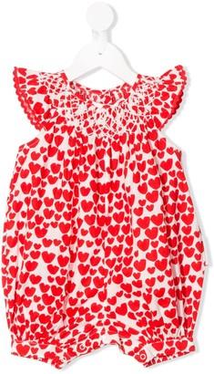 Stella Mccartney Kids Heart Print Body
