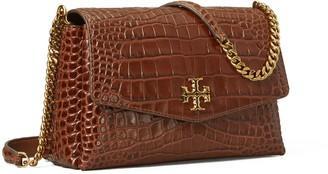 Tory Burch Kira Embossed Small Convertible Shoulder Bag