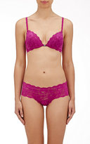 Cosabella WOMEN'S NEVER SAY NEVER SEXIE PUSH-UP BRA-PURPLE SIZE 36 BCP