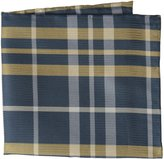Vince Camuto Men's Colosseum Plaid Pocket Square