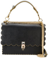 Fendi kan I gold chain shoulder bag