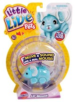 Little Live Pets Lil' Mouse - Chatter