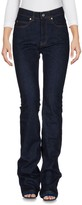 Acne Studios Denim pants - Item 42592302