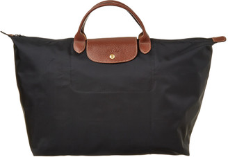 Longchamp Le Pliage Large Nylon Travel Bag