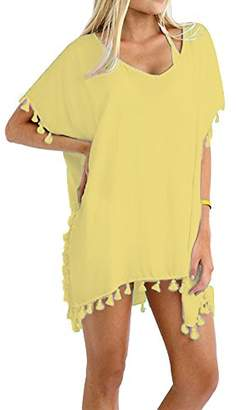 Taydey Beach Coverups for Women Bathing Suit Cover Up (