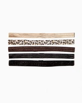 Charming charlie The New Neutral Hair Wrap Set