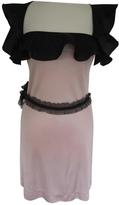 Valentino Pink Polyester Dress