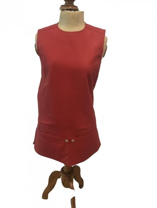 Courreges Red Dress for Women