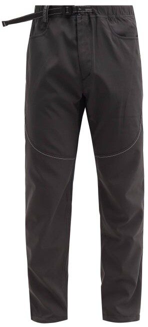 and wander Trek Technical-shell Trousers - Black