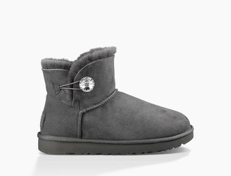 UGG Mini Bailey Button Bling Boot