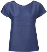 Armani Collezioni - striped T-shirt
