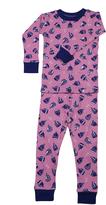 New Jammies Pink Sail Away Organic Pajama Set - Infant & Kids