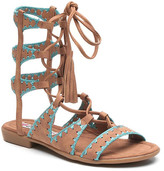Two Lips Too Catherine Gladiator Sandal