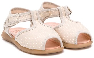 Pépé Kids polka-dot sandals