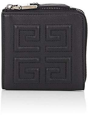 Givenchy Women's Emblem Leather Wallet