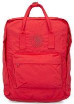 Fjäll Räven Red Re Kanken Tone-on-Tone Logo Backpack 16 L