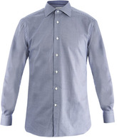 Zegna Rossini-fit Houndstooth shirt