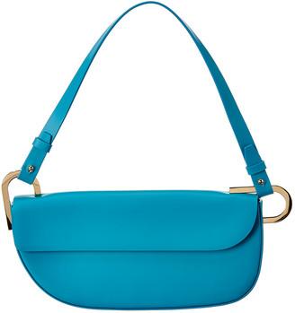 Nico Giani Tilly Leather Baguette Bag