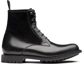 Church's Wick combat boots