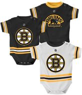 Reebok Baby Boston Bruins 3-Piece Jersey Bodysuit Set