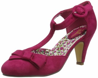 Joe Browns Women's Cocktail Hour T-Bar Shoes Mary Jane Flat