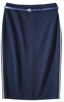 Xhilaration Juniors Belted Pencil Skirt - Assorted Colors