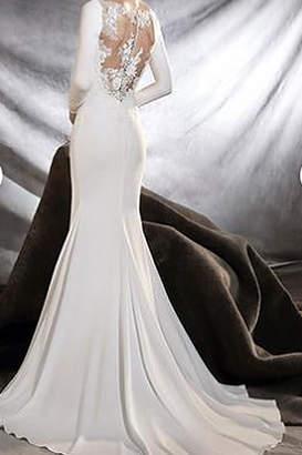 Pronovias Oseleta Wedding Dress