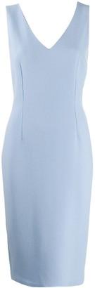 Styland Sleveless V-Neck Dress