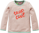 Oilily Soft Pink 'Trop Cool' Toffee Top - Infant Toddler & Girls